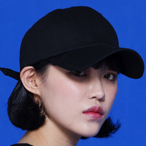 [SKAMP] 2018 BASIC BALLCAP (BLACK)