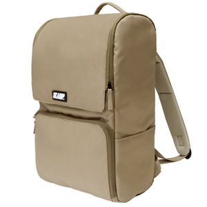 [SKAMP] New Squared H Backpack (Beige)