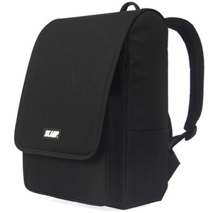 [SKAMP] Squared R Backpack (Black)