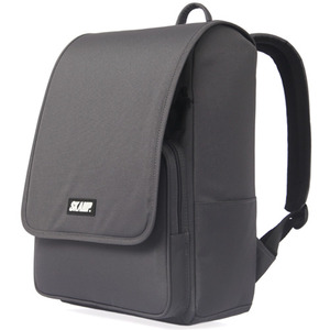 [SKAMP] Squared R Backpack (DarkGray)