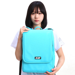 [SKAMP] Squared R Backpack (Mint)
