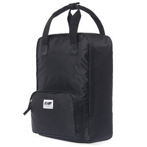 [SKAMP] Squared A Backpack (Black)