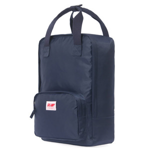 [SKAMP] Squared A Backpack (Navy)