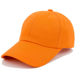 [SKAMP] 2018 BASIC BALLCAP (ORANGE)