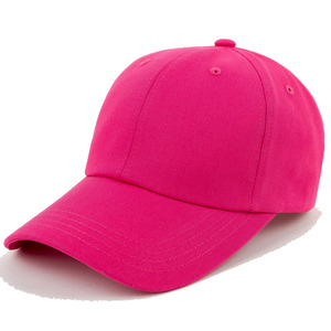 [SKAMP] 2018 BASIC BALLCAP (HOT PINK)